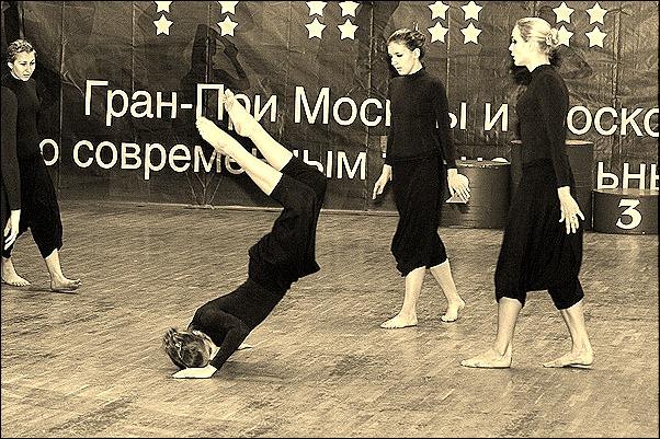 танец  - музыка в крови