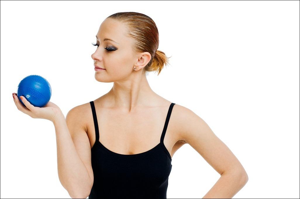 мячик для фитнеса
