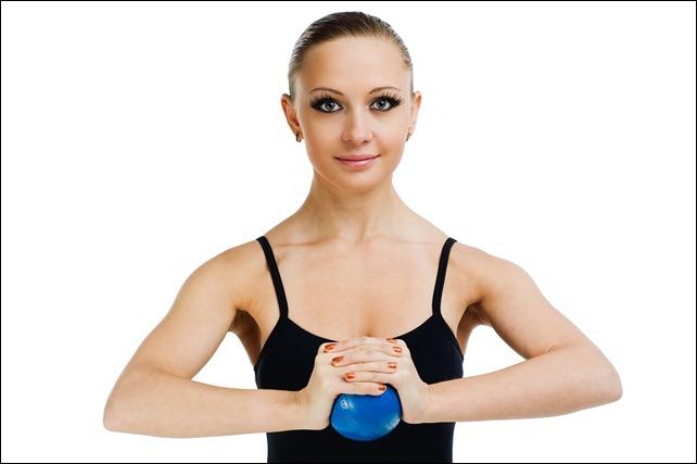 упражнения для грудных мышц, подтяжка груди