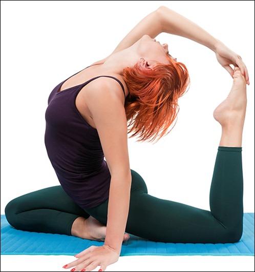 Фитнес-йога, йога и фитнес