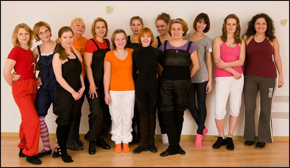 Преображение - фитнес для женщин
