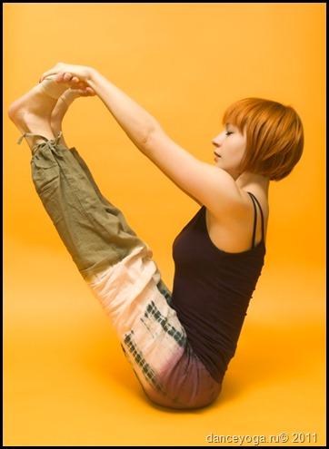 Йога в танце, йога-танец, динамическая йога