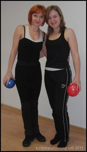 гимнастика для похудение, результаты бодитрансформинг, преображение тела