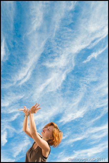 Yoga dance, Йога в танце