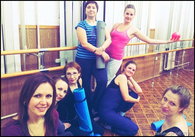 гимнастика для женщин, фитнес