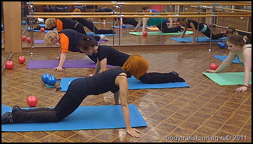 бодитрансформинг, фитнес, гимнастика