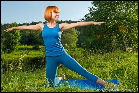 йога-танец Катерина Буйда