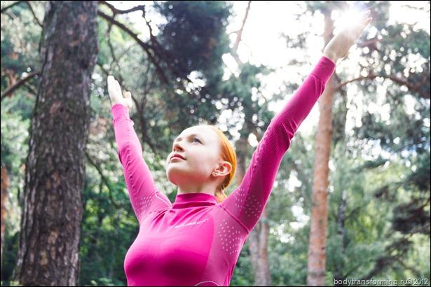 занятия бегом, уроки фитнеса