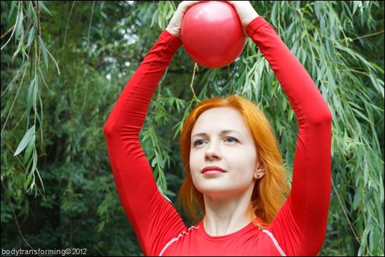 тренировка мышц груди, упражнения для бюста