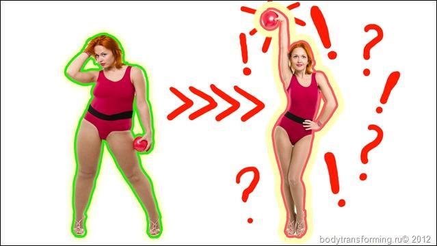 Рекомендации как похудеть, статьи про похудение