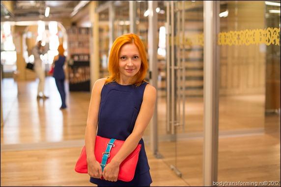 Катерина Буйда в офисе google