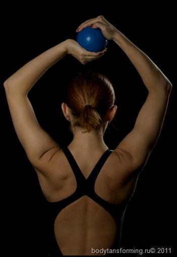 Упражнения на расслабление (релаксация). Помощь спине